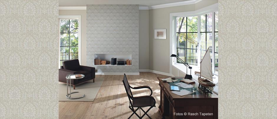 wohnraum gestalten mit lehm und kalk oder moderne farben und strukturtapete. Black Bedroom Furniture Sets. Home Design Ideas